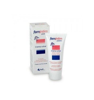 Letifem crema vulvar pediatrica 30ml