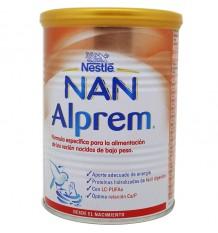 Leche Nan Alprem Prematuros 400 gramos