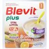 Blevit Plus Duplo 8 Cereales Galletas Naranja 600 g