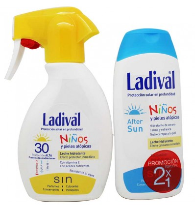 Ladival Niños 30 Spray 200 ml