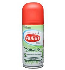 Autan tropicale Pulvérisation à sec 100 ml
