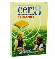 Cer 8 Patch anti Mosquito 24 units