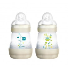 Mam Baby Bottle Anticolico 160 ml White
