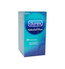Durex Kondome Natural plus 24 Einheiten
