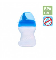 Mam Bottle Learn To Drink Cup 190 ml Blue
