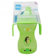 Mam Bottle Learn to drink 270 ml Cup Green
