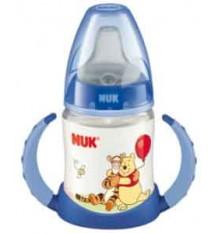 Nuk Biberon Entrena Winnie Azul 150 ml