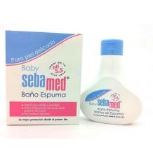 Baby Sebamed Banho de Espuma 200 ml