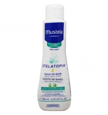 Mustela Stelatopia Oil Bath 200 ml