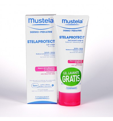 Mustela Stelaprotect Leche corporal 200ml pack
