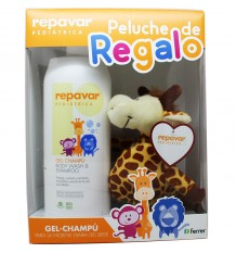 Repavar Pediatrica Gel Shampooing 750 ml
