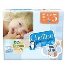 Chelino Pañal bebe talla 5 13-18 kg 30 unidades
