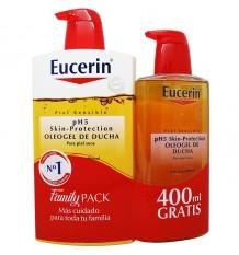 Eucerin Ph5 Oleogel 1000 ml Geschenk 400 ml