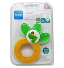 Mam Teething Cooler Green