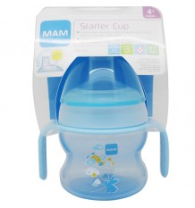 Mam Baby Cup Starter Cup Blue 150 ml