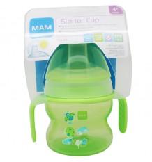 Mam gobelet pour Bébé Starter de la Coupe du Vert 150 ml