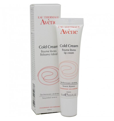 Avene Cold Cream Balsamo labial 15 ml