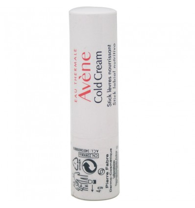 Avene Cold cream Stick Labial 4 g