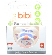 Bibi Soother Silicone pope the best 0-6 months