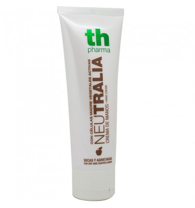 Th Pharma Neutralia Crema Manos Secas Agrietadas