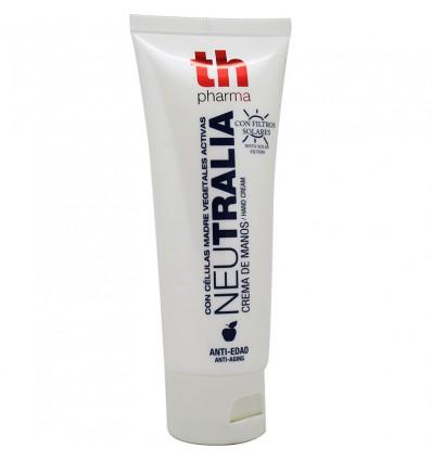 Th pharma neutralia crema de manos antiedad