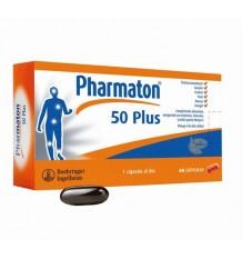 Pharmaton 50 + -60 gélules