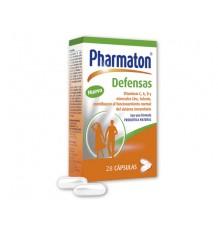 Pharmaton Abwehrkräfte 28 Kapseln