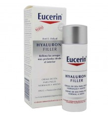 Eucerin Hyaluron Filler Crema Dia Normal Mixta 50 ml
