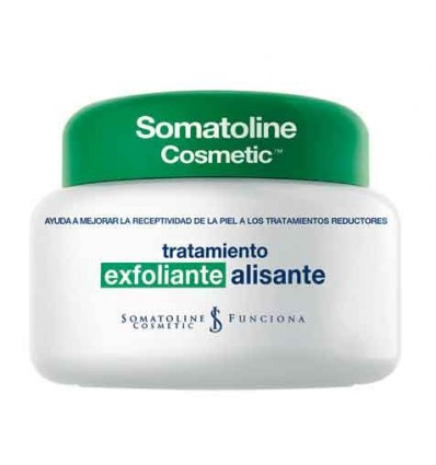 somatoline exfoliante alisante