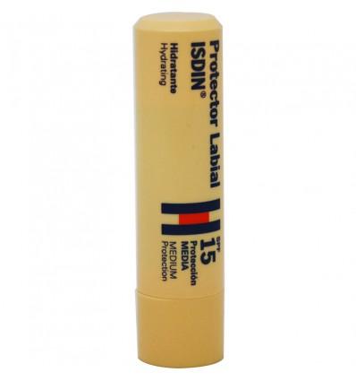 Isdin Protector Labial Factor 15 4 gramos