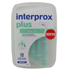 Interprox Plus Cepillo Interproximal Micro 10 unidades
