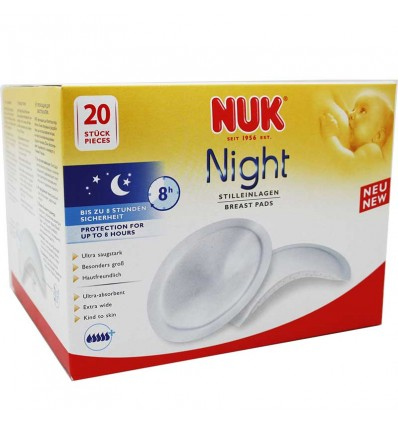 Nuk Discs Breastfeeding Night