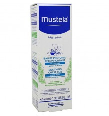Mustela Baby Balsamo Comforting chest 40ml