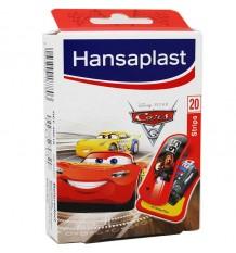 Hansaplast les Plâtres Disney Cars 3 20 unités