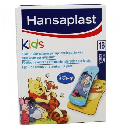 Hansaplast Tiritas Disney Winnie the pooh