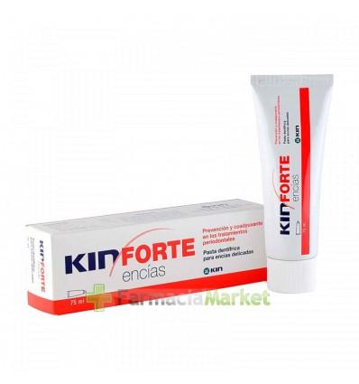 Kin forte Encias pasta dental 125 ml