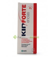 Kin forte Encias Enjuage Bucal 500 ml