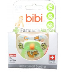Bibi Soother Latex Green 0-12 months