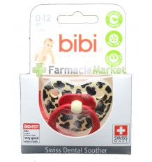 Bibi Soother Silicone Tiger 0-6 months