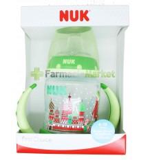 Nuk Biberon Entrena Verde Moscow 150 ml