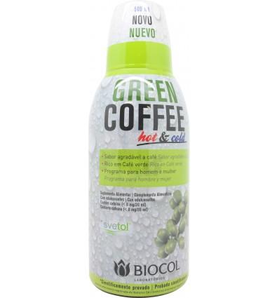 biocol green coffee cafe verde