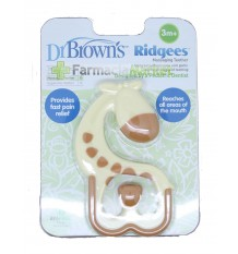 Dr Browns De Dentition Girafe Ridgees