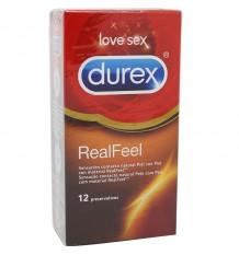 Os Preservativos Durex Real Feel 10 unidades