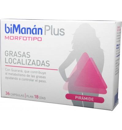 bimanan plus morfotipo piramide