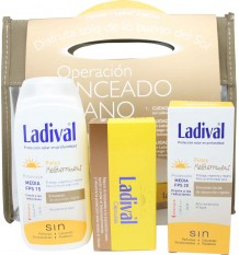 ladival pack bronceado