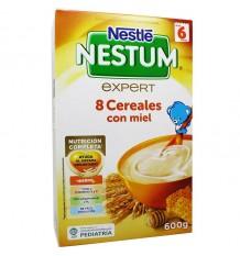 Nestum 8 Cereales Miel 600 g