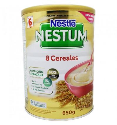 Nestum 8 cereales 650 g