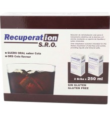 Recuperation Sro Cola 2x250 ml