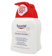 Eucerin Higiene Intima 250ml+250ml Duplo