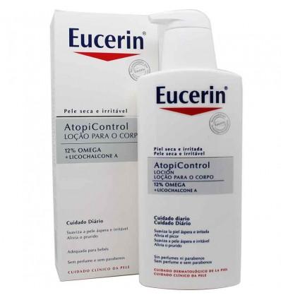 Eucerin atopicontrol locion corporal